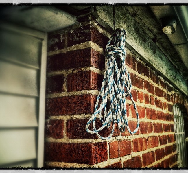 Depth and Rope