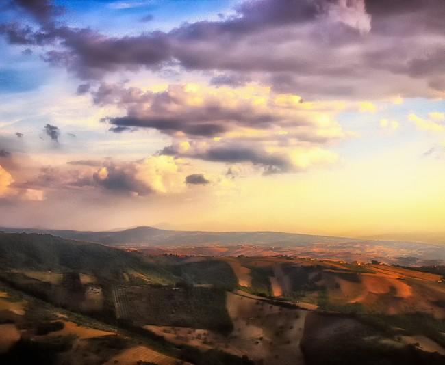 Sunset of Beauty